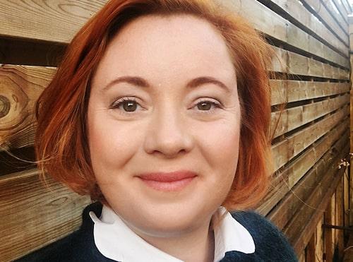 Sandra Troedson, 41, kommunikations- och marknadschef.
