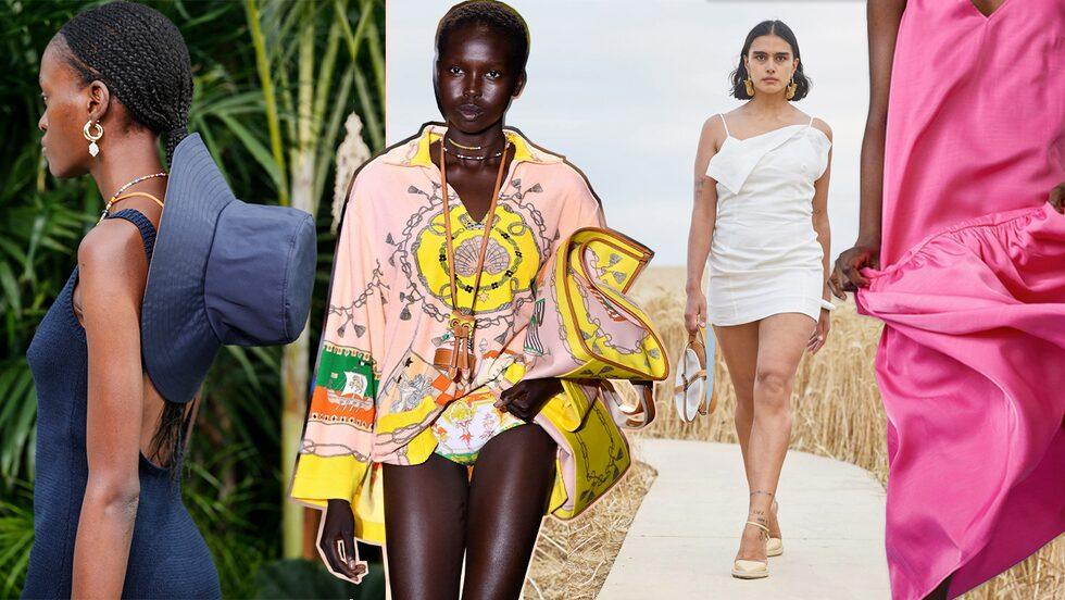 Guide: stora modetrender för sommarmodet 2021.