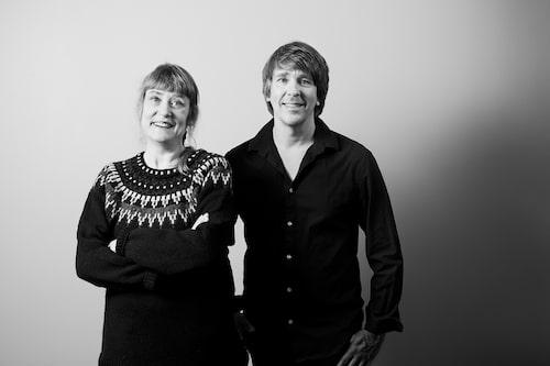 Caroline Alesmark och Peter Carlsson har skrivit en guidebok fylld av Österlenstips.