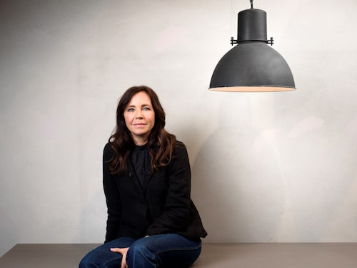 Malin Bergström.