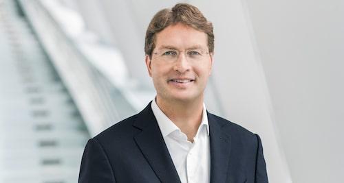 För två år sedan tog Ola Källenius över Daimler AG-rodret efter Dieter Zetsche.
