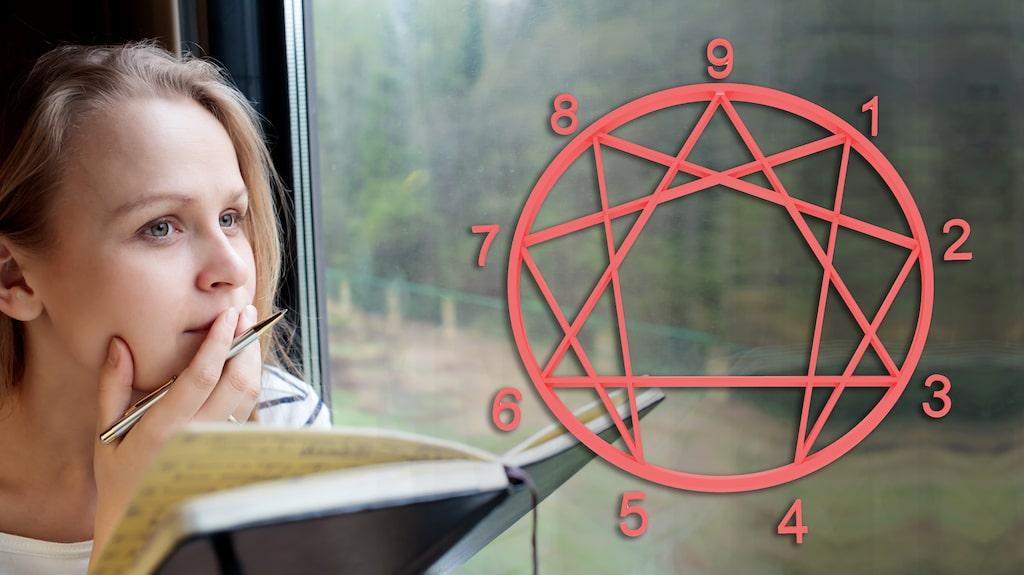 Enneagram är ett personlighetstest som belyser drivkrafter, rädslor och beteenden för nio olika personlighetstyper.