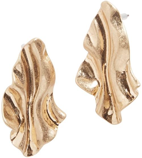 Guldfärgade örhängen från Kappahl. Klicka på bilden och kom direkt till örhängena.