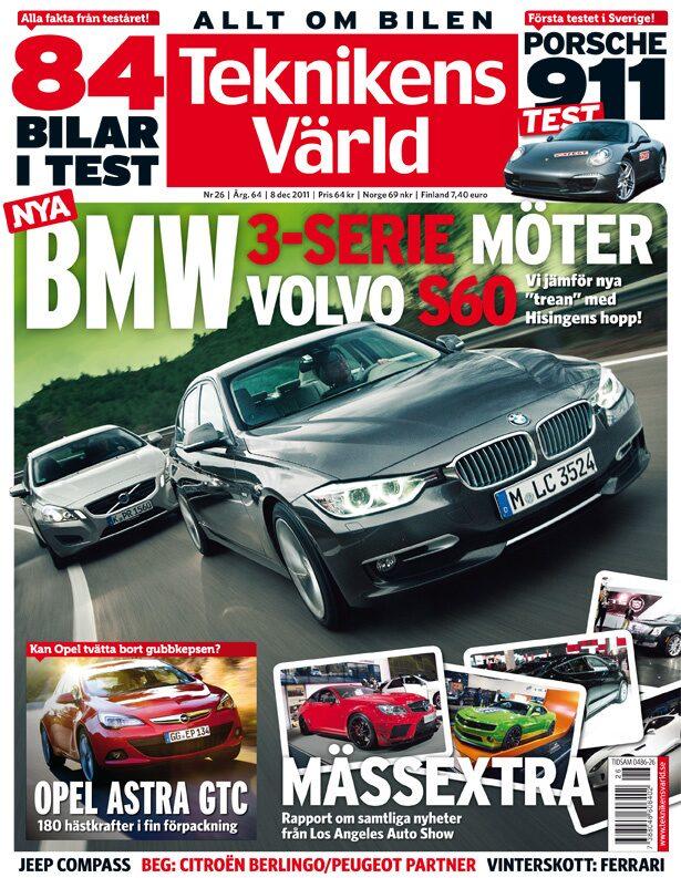 Teknikens Värld nummer 26 / 2011