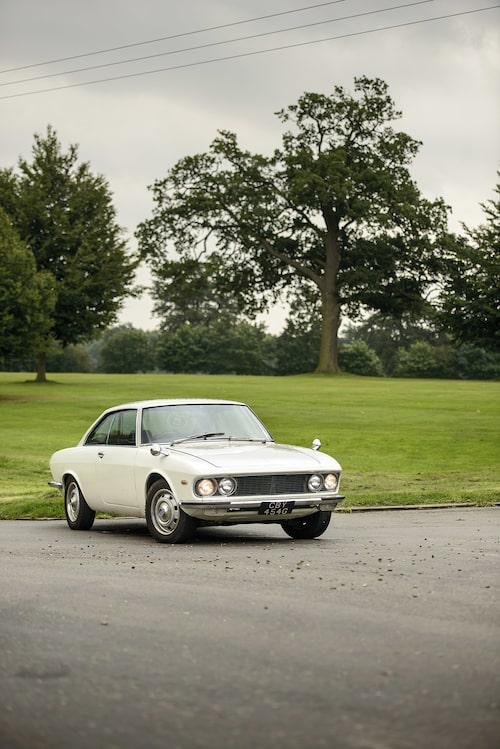 Mazda Luce bjöd på en form som var fjärran från japansk – snarare ett potpurri av europeisk design.