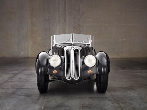 Originalet, BMW 328 från 1936
