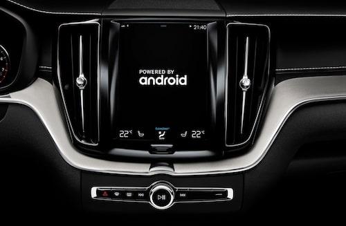 Sensus är uppdaterat, men det rör sig inte om det Android-baserade system som kommer inom kort.
