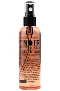 Saltvattenspray Beach muse sea minerals spray, 284 kr 150 ml, Noir Stockholm.