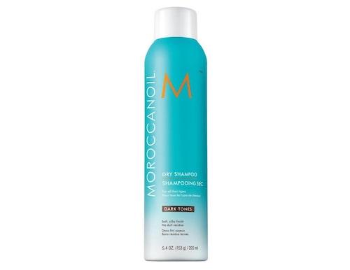 Torrschampo är en räddare i nöden för fettigt hår!
