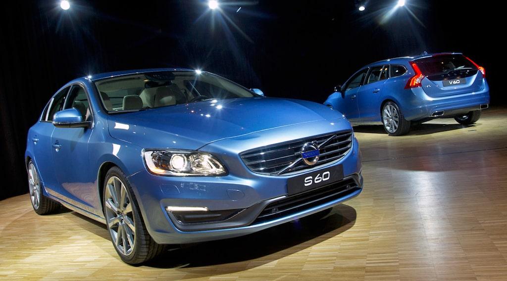Volvo S60 V60 2014