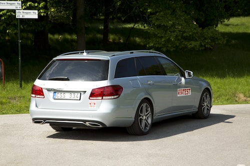 Mercedes E-klass facelift