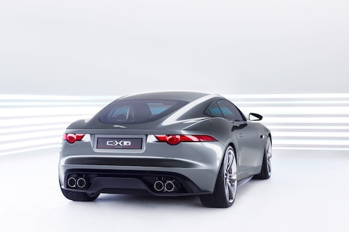 Jaguar C-X16 lämnar i alla fall ingen oberörd.
