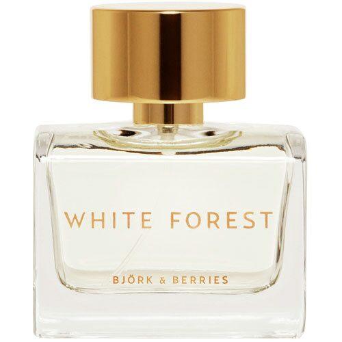Björk & berries White forest edp, 690 kr/50 ml.