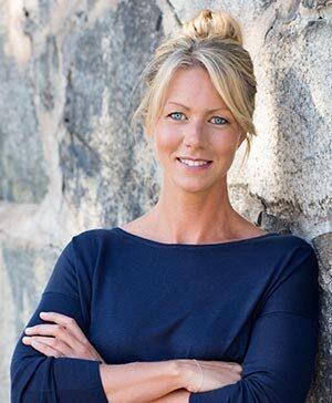 Kristina Andersson, näringsfysiolog, författare, föreläsare och kostexpert i tv-programmet Biggest loser.