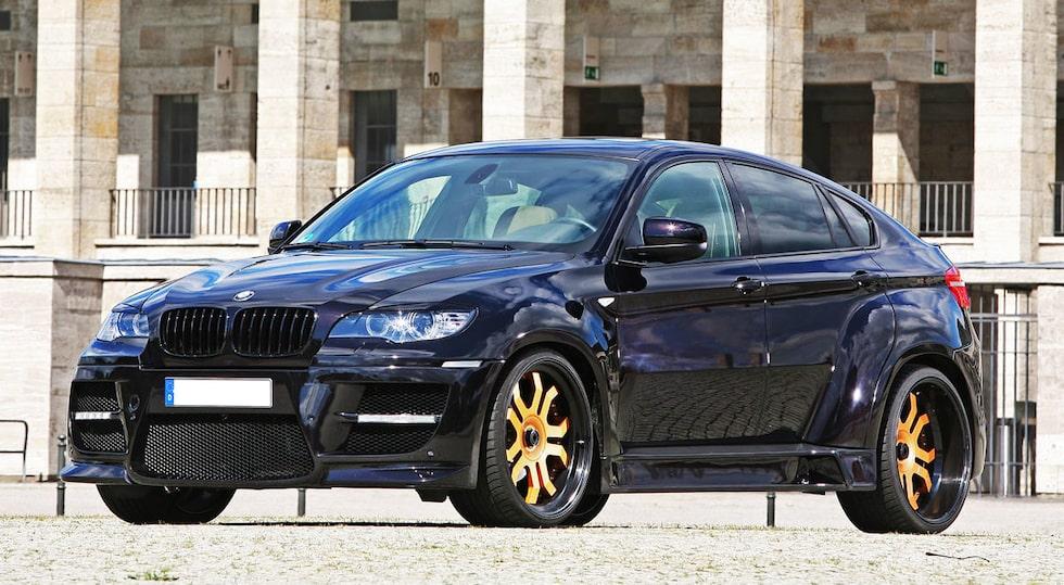 CLP BMW X6 Bruiser