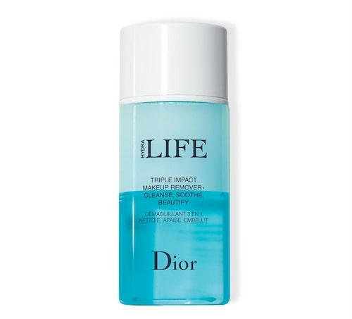 Hydra life triple impact makeup remover, 125 ml, Dior.