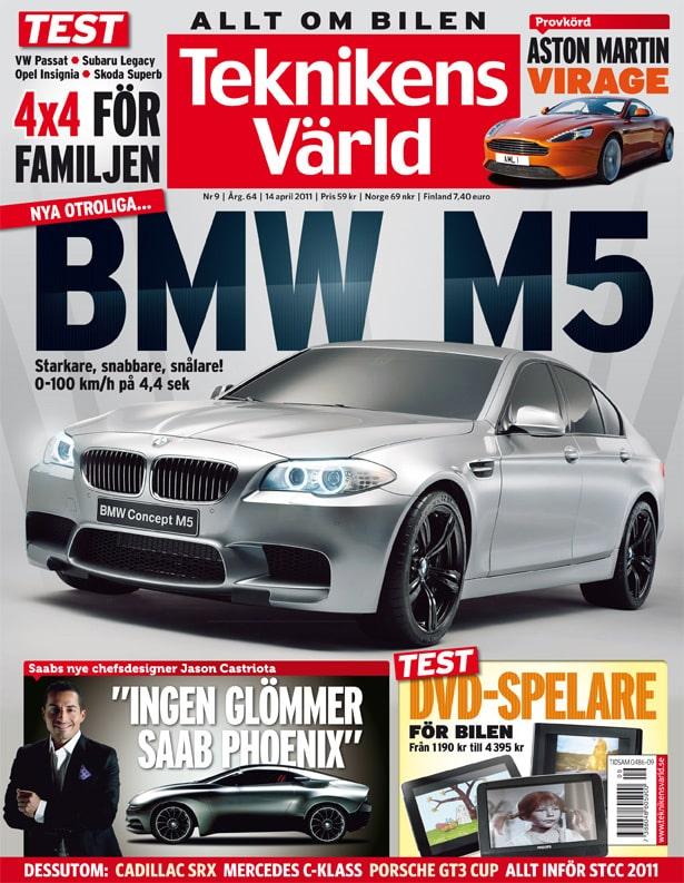 Teknikens Värld nummer 9 / 2011