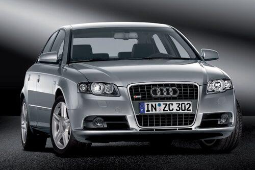 Audi A4 e 2,0 TFSI S-line