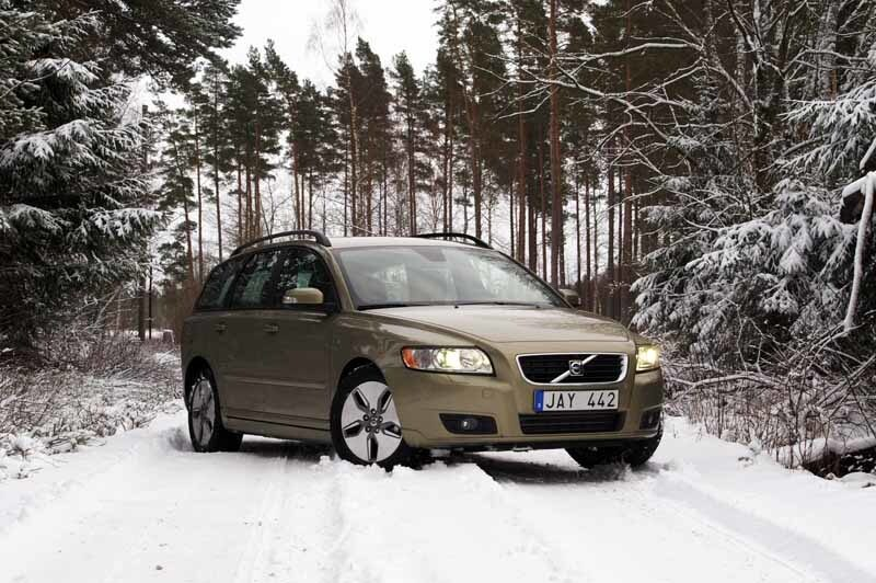 Provkörning av Volvo V50 1,6D DRIVe