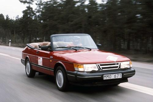 Saab 900 Turbo Cabriolet