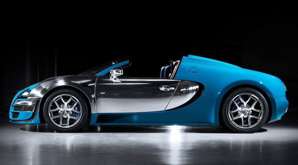 "Bugatti Legend ""Meo Costantini"" Veyron Grand Sport Vitesse"
