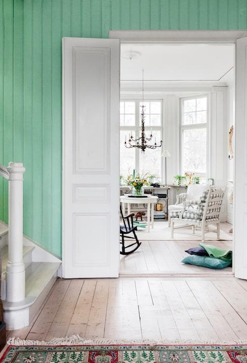Att se potentialen i ett hus och sedan ta beslutet att renovera är häftigt. Men ännu häftigare är att få se resultatet.
