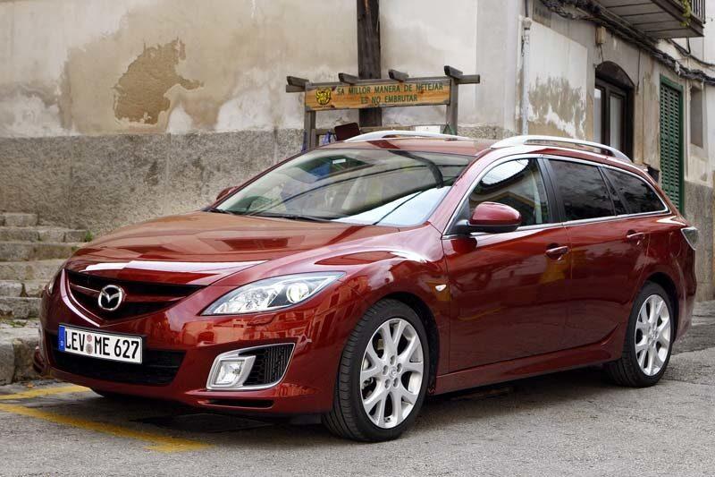 Provkörning av Mazda 6 2,2 DE (163 hk)