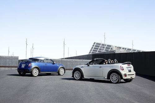 Vad som också talar till den lite mer sportigt inriktade köparen hoppas Mini blir bilens köregenskaper, bilen sägs vara både vridstyv och ha en körglad chassisättning.