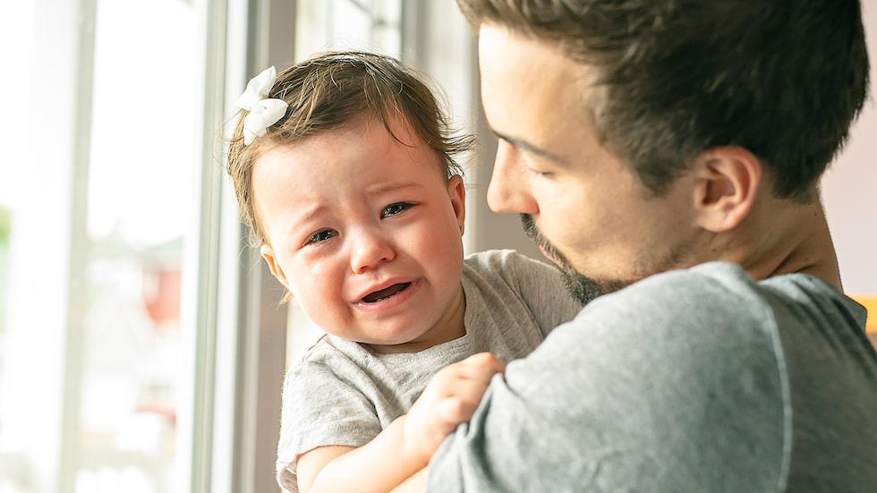 Att lämna på förskolan kan vara svårt. Men det viktiga är inte att lämningen går fort, som det ibland sägs. Det viktiga är att föräldern tar ansvar för situationen, tycker förskollärare Marit Olanders.