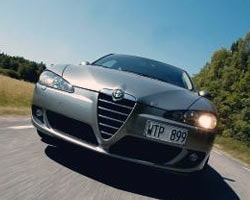 Alfa Romeo 147 2,0 TS