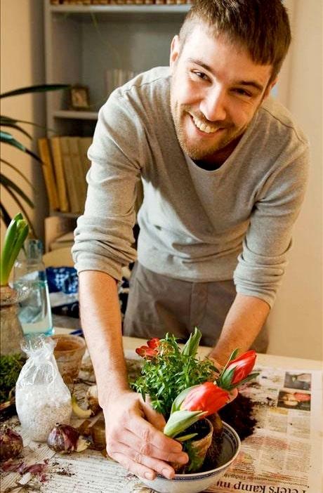 André Strömqvist är trädgårdsmästare i Allt om Trädgårds Handboken. Här guidar han dig bland julens blommor.