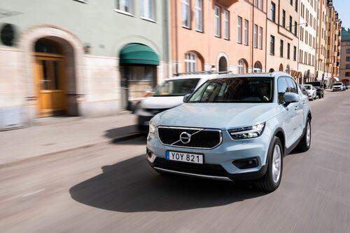 XC40 har blivit en vanlig syn på svenska vägar. En krallig kompaktsuv som gör sig bra med T3-motor.