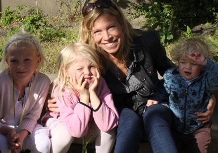 Hej Katarina Devell som bloggar mat på mama!