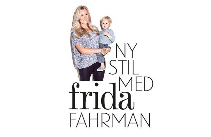 mamas nya modeprofil Frida Fahrman kommer att ge en läsare en ny stil i varje nummer av mama.