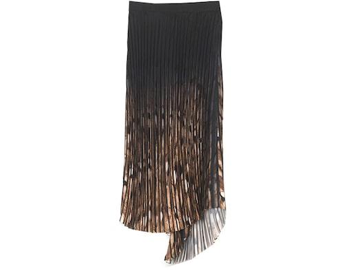 Plisserad kjol från By Malene Birger.