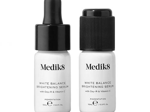 Serum, White balance brightening serum, 2x10ml, Medik8. Klicka på bilden och kom direkt till produkten.