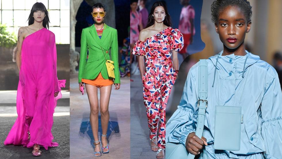 Vill du ha mer färg och mönster i garderoben? Läs stylisten Hanna MW:s bästa tips.