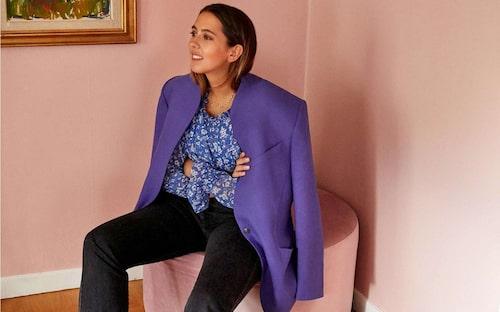 Hanna MW arbetar som stylist och gör jobb över hela världen.