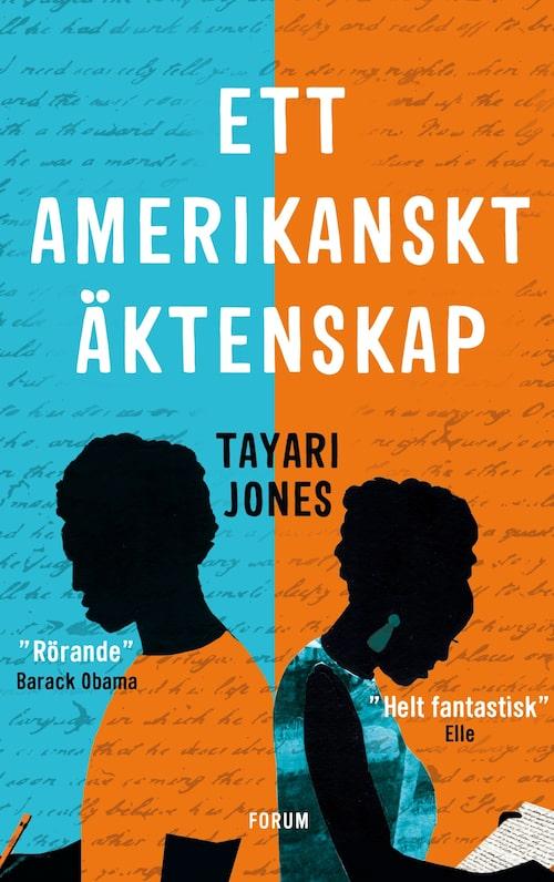 Ett amerikanskt äktenskap, en bok som både Cherrie och Barack Obama gillar.