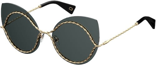 Marc Jacobs, modell: Metal twist sunglasses. Pris: 2635 kr.