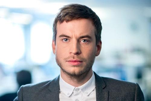 Carl-Erik Stjernvall på Riksförbundet M Sverige.