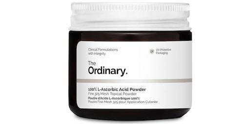 The Ordinary 100% L-Ascorbic Acid Powder.