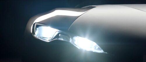 Peugeot Onyx. Fler bilder och film via länkar i artikeln.