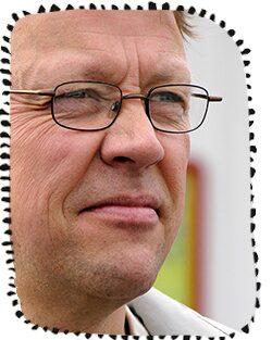 Hans Mellin är förskollärare på förskolan Karlavagnen i Stockholm.