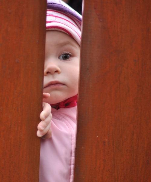 När pappa eller mamma inte längre finns i närheten hela tiden – klart man kan bli orolig!