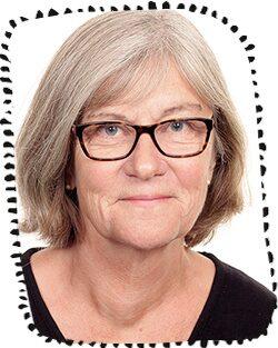 Pia Risholm Mothander, psykolog och psykoterapeut.
