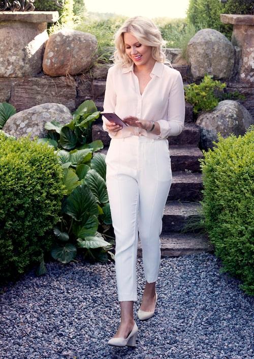En av Sveriges mest framgångsrika entreprenörer –hennes blogg når över 1,3 miljoner läsare varje vecka.