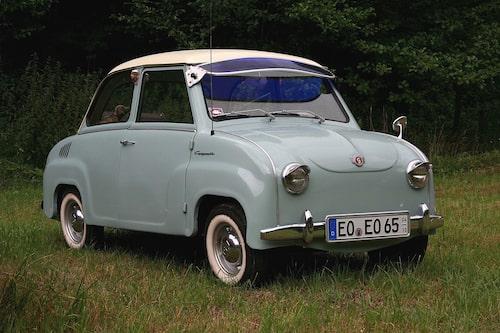 Goggomobil 1955-1969