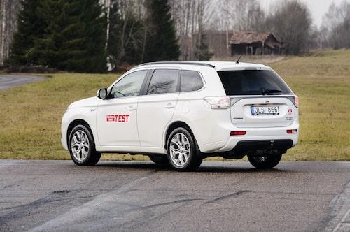 Mitsubishi Outlander Plug-in Hybrid (PHEV)