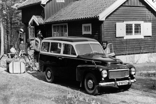 Volvo PV445 Duett, 1959.